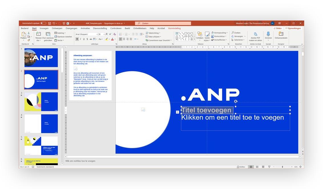 PowerPoint voorbeelden